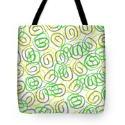 Twirls Tote Bag