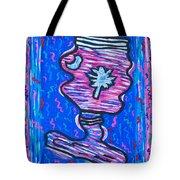 Twisted Carolina Redneck Tote Bag