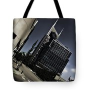 Twisted Nashville Tote Bag