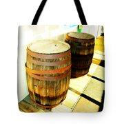 Two Barrels 2 Tote Bag