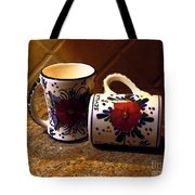 Two Cups Tote Bag