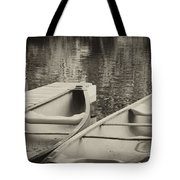 Two For The Lake Tote Bag