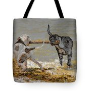 Two Good Friends Tote Bag