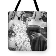 Two Ladies Tote Bag