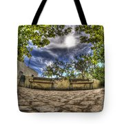 Two Seats Tote Bag