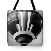 Two Star Balloon Tote Bag