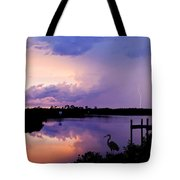 Two Strikes Tote Bag