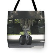 Two Taurus Cruise Missiles On A Tornado Tote Bag