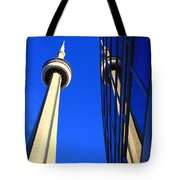 Two Towers Tote Bag
