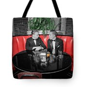 Two Tuxedos Tote Bag