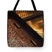 Two Window Mill Tote Bag