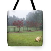 Two Yellow Chairs 2 Tote Bag