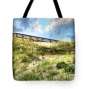 Tybee Island Dunes No.2 Tote Bag