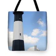 Tybee Island Lighthouse Tote Bag