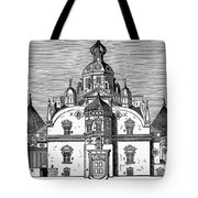Tycho Brahes Observatory Tote Bag