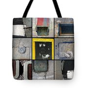 U Turns Tote Bag