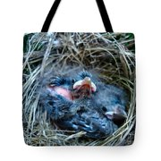 U Want A Piece Of Me Tote Bag