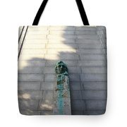 Uc Berkeley . Sather Tower . The Campanile . Clock Tower . Bust Of Abraham Lincoln . 7d10070 Tote Bag