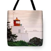 Ucluelet Lighthouse Tote Bag