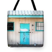 Ufo House Tote Bag