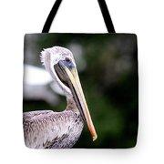Ugly Beauty - Brown Pelican Tote Bag