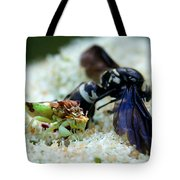 Ugly Bug Feast 2 Tote Bag