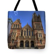 Ukranian Catholic Cathedral Tote Bag