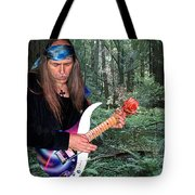 Uli Jon Roth At Muir Woods Tote Bag