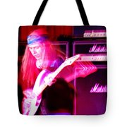 Ulrich Roth 2008 Tote Bag