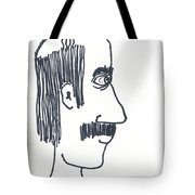 Uncle Lefty Tote Bag