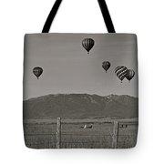 Unconcerned Lamas Tote Bag