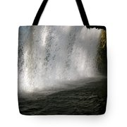 Under The Falls 3 Tote Bag