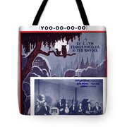 Under The Moon 2 Tote Bag
