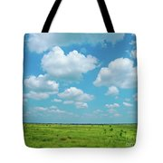 Under The Texas Sky Tote Bag