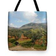 Under The Tuscan Skies Tote Bag