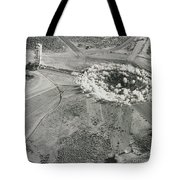 Underground Atomic Bomb Test Tote Bag