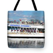 Undersea Gardens Tote Bag