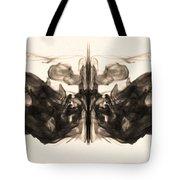 Underwater Butterfly Tote Bag