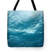 Underwater Image Tote Bag