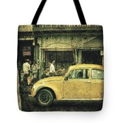 Unfinished Memory Tote Bag by Andrew Paranavitana