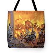 Unidentified Roman Attack Tote Bag