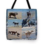 Uninhibited Creatures Tote Bag