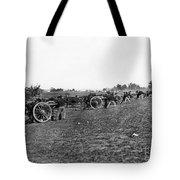 Union Artillery, 1860s Tote Bag