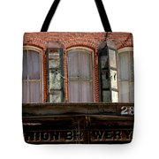 Union Brewery Virginia City Nv Tote Bag