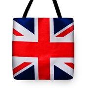 Union Flag Tote Bag