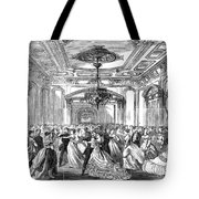 Union League Club, 1868 Tote Bag