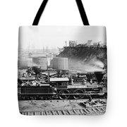 Union Locomotive, C1864 Tote Bag