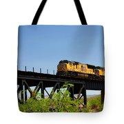 Union Pacific 5145 Tote Bag