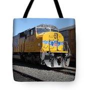 Union Pacific Locomotive Trains . 5d18821 Tote Bag