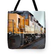 Union Pacific Locomotive Trains . 7d10588 Tote Bag